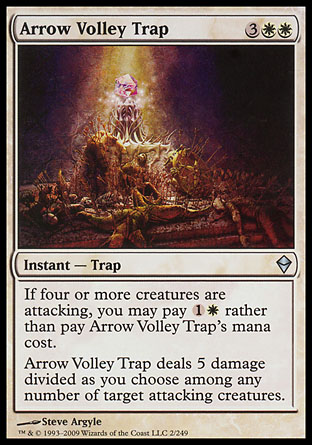 Arrow Volley Trap | Zendikar