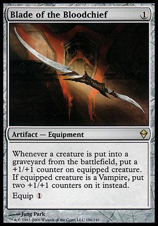 Blade of the Bloodchief | Zendikar