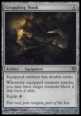 Grappling Hook | Zendikar
