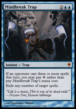 Mindbreak Trap | Zendikar