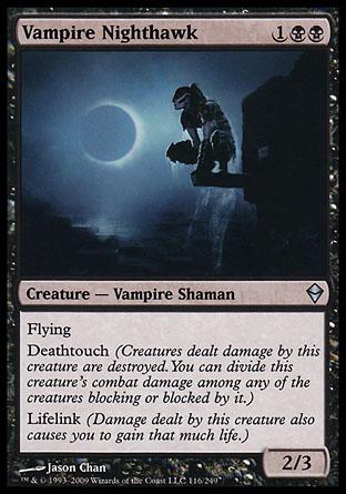 Vampire Nighthawk | Zendikar