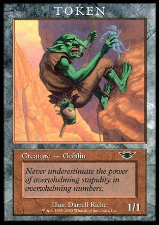 Goblin token | Promo Tokens