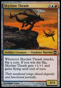 Skyclaw Thrash