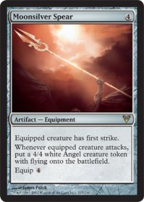 Moonsilver Spear