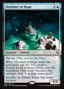 Drowner of Hope | Battle for Zendikar