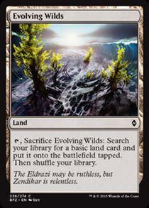 Evolving Wilds | Battle for Zendikar