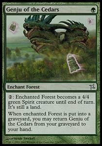 Genju of the Cedars