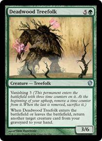 Deadwood Treefolk