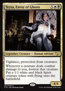 Teysa, Envoy of Ghosts