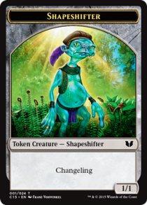 Shapeshifter token