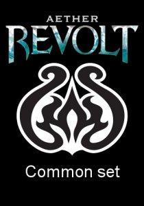 -AER- Aether Revolt Common Set | Complete sets