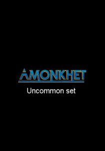 -AKH- Amonkhet Uncommon Set