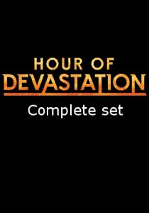 -HOU- Hour of Devastation Complete Set | Complete sets