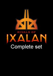 -RIX- Rivals of Ixalan Complete Set | Complete sets