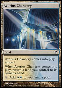 Azorius Chancery | Dissension