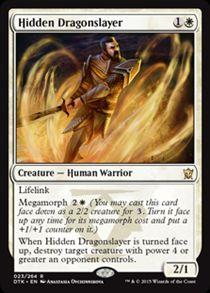 Hidden Dragonslayer | Dragons of Tarkir