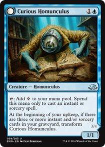 Curious Homunculus | Eldritch Moon