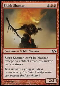 Skirk Shaman