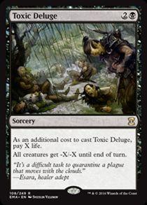 Toxic Deluge | Eternal Masters