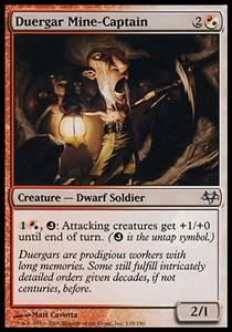 Duergar Mine-Captain