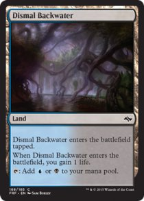 Dismal Backwater | Fate Reforged