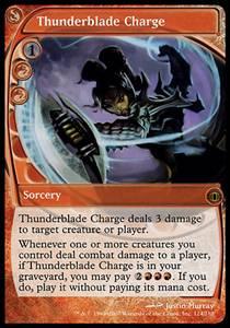 Thunderblade Charge