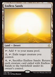 Endless Sands