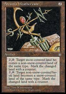 Arcum's Weathervane
