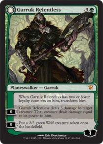 Garruk Relentless | Innistrad