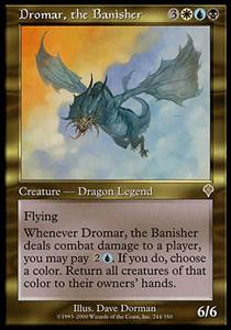 Dromar, the Banisher | Invasion