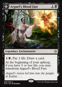Arguel's Blood Fast | Ixalan