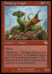 Fledgling Dragon | Judgment