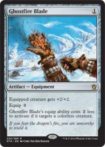 Ghostfire Blade | Khans of Tarkir