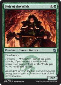 Heir of the Wilds | Khans of Tarkir