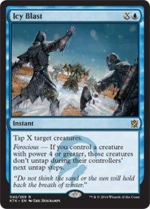 Icy Blast | Khans of Tarkir
