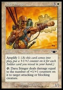 Daru Stinger | Legions