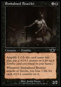 Embalmed Brawler | Legions