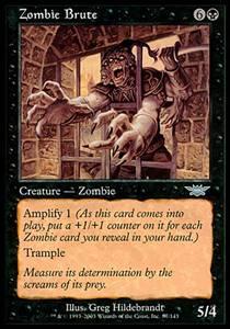 Zombie Brute | Legions