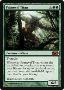 Primeval Titan