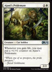 Ajani's Pridemate