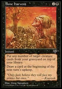 Bone Harvest