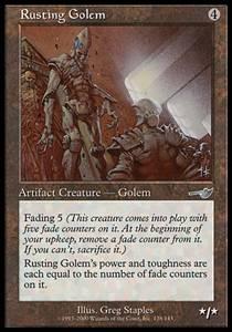 Rusting Golem