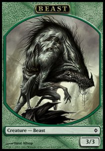 Beast token