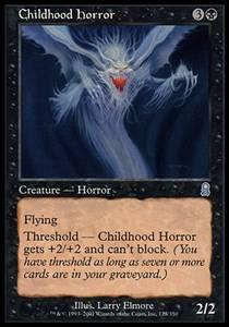Childhood Horror | Odyssey