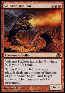 Volcano Hellion | Planar Chaos