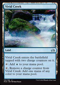 Vivid Creek