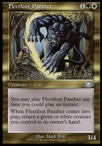Fleetfoot Panther