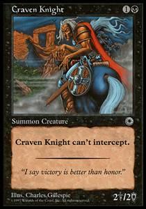 Craven Knight