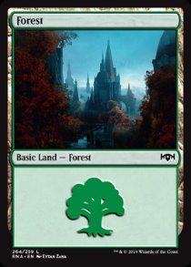 Forest | Ravnica Allegiance