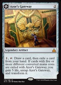 Azor's Gateway | Rivals of Ixalan